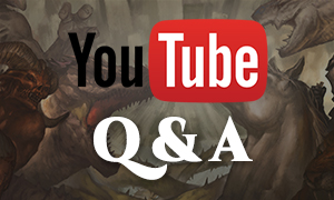 Youtube Q&A